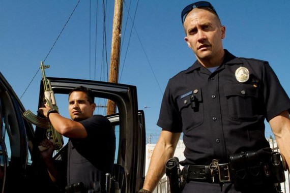 Movie still: End Of Watch