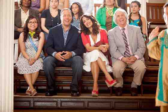 HERE COMES THE BOOM, Kevin James, Salma Hayek, Henry Winkler