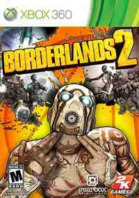 Borderlands 2 Cover