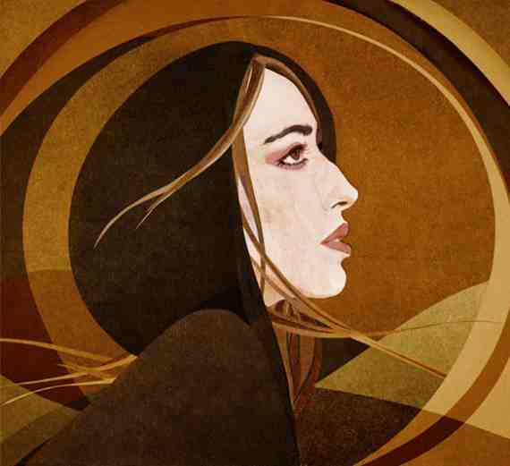 Delilah - From The Roots Up, Illustration by Bee Johnson