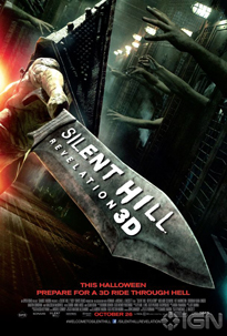 Movie Poster: Silent Hill: Revelation 3D