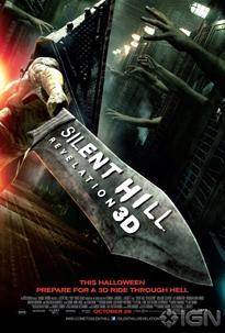 Movie Review: Silent Hill: Revelation 3D 1