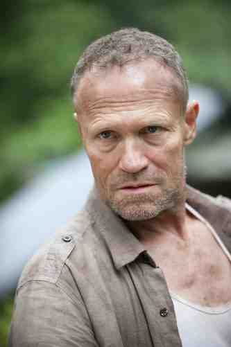 Walking Dead Season 3 Episode 3 Merle CU