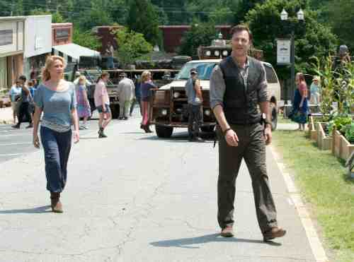 Walking Dead Season 3 Episode 3 Governor Woodbury