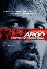 Movie Review:  Argo 1