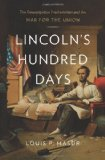 Book jacket: Lincoln's Hundred Days