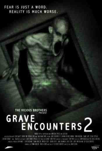 Grave Encounters 2 promotional poster