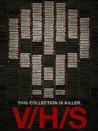 Promotional picture for horror anthology V/H/S