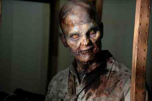 Walking Dead Season 3 Episode 1 Zombie