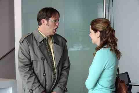 The Office Recap: The Whale (Season 9, Episode 7) 1
