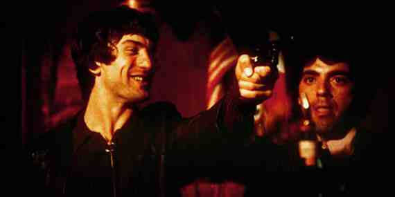 Movie still: Mean Streets
