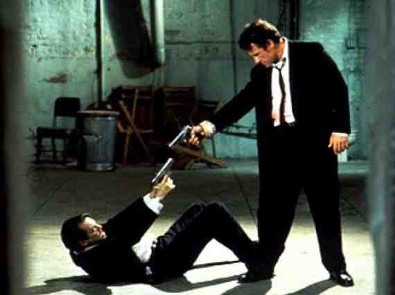 Movie still: Reservoir Dogs