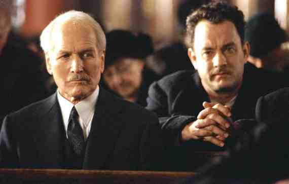 Movie still: Road to Perdition