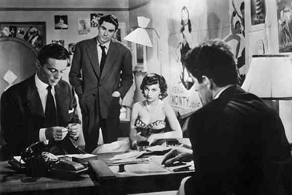 Movie still: Rififi