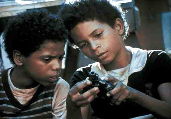 Movie still: City of God