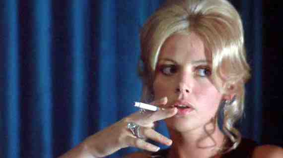Movie still: Get Carter, Britt Ekland