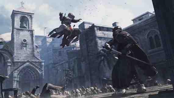 Assassin's Creed 2006 Trailer Highlight Image