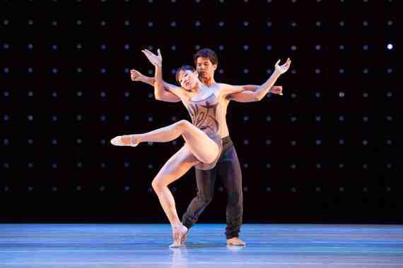 LINES Ballet: Constellation