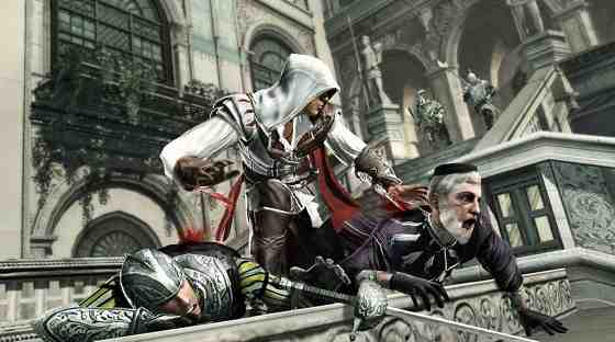 Assassin's Creed 2 Stab