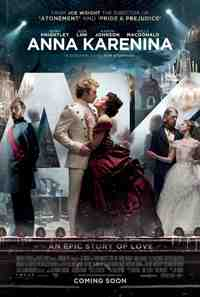 Movie Review: Anna Karenina 1