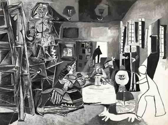 Picasso: Las Meninas