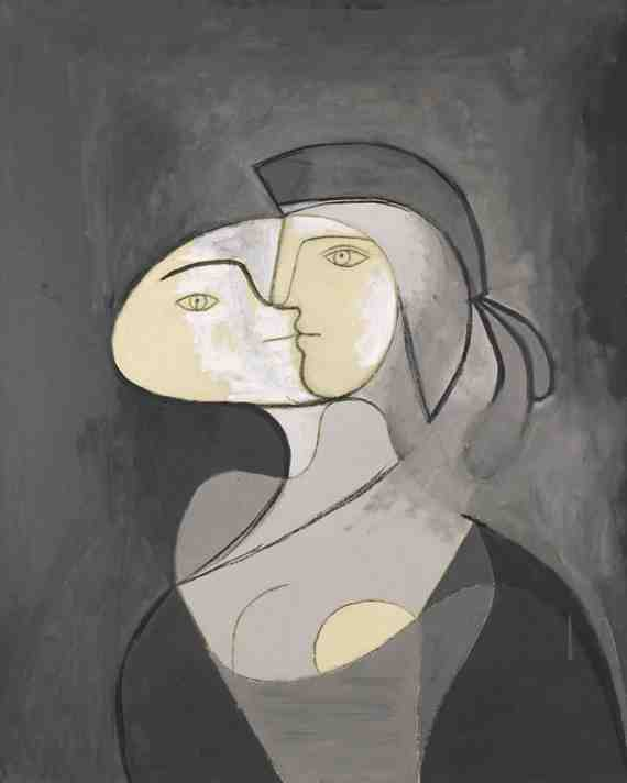 Picasso: Marie-Thérèse, Face and Profile