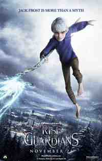 Movie Poster: Rise of the Guardians