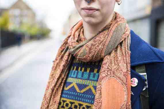 CLR Street Fashion: Sara, London