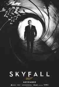 Movie Poster: Skyfall