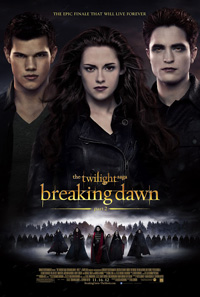 Movie Poster: The Twilight Saga: Breaking Dawn - Part 2
