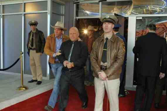Vegas, CBS: Bad Seed episode