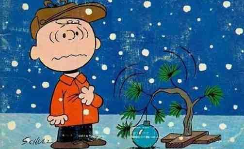 Charlie Brown in A Charlie Brown Christmas