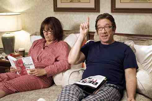 CHRISTMAS WITH THE KRANKS, Jamie Lee Curtis, Tim Allen,