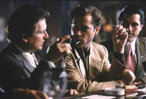 100 Greatest Gangster Films: Goodfellas, #3 1
