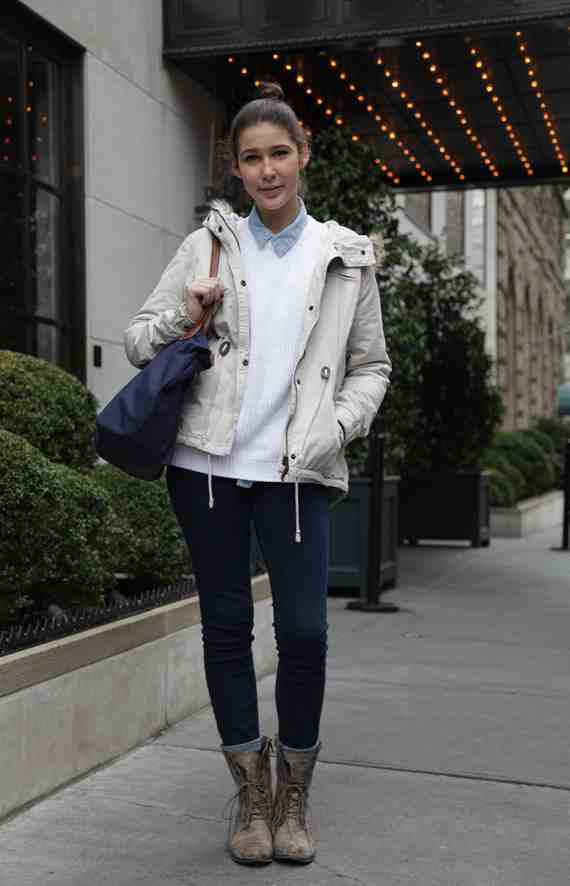 CLR Street Fashion: Sara NYC