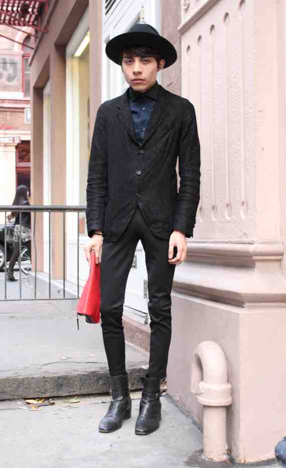 CLR Street Fashion: Tim, NYC