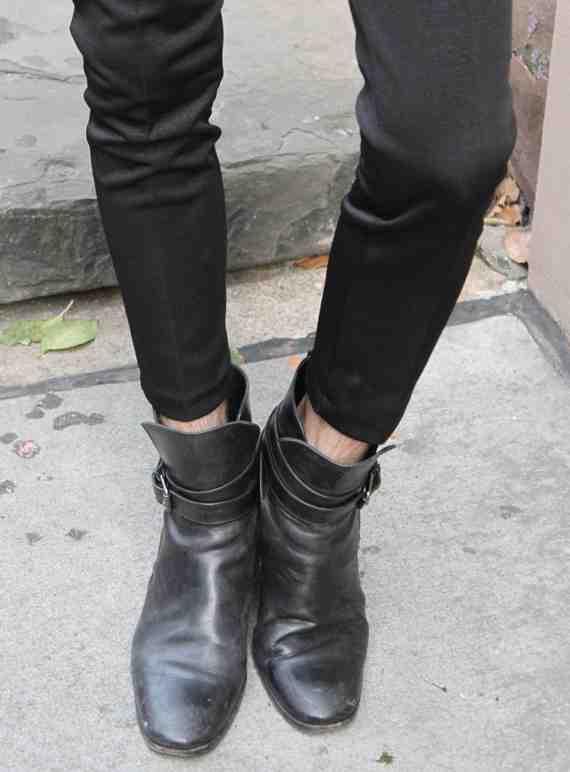 CLR Street Fashion: Tim, NYC