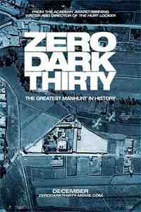 Movie Poster: Zero Dark Thirty