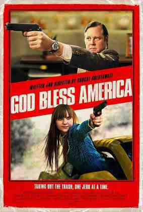The Poster for God Bless America
