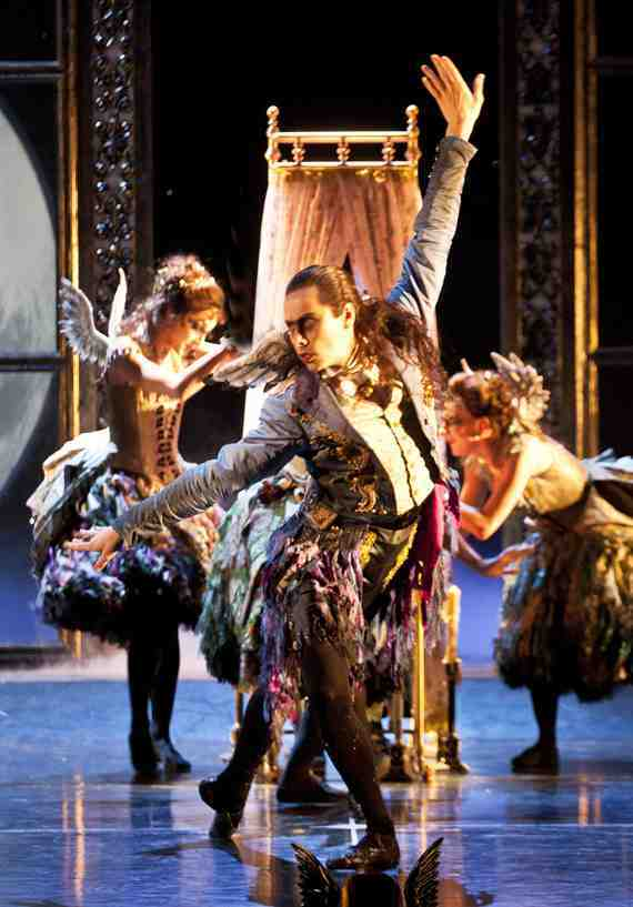 Matthew Bourne, Sleeping Beauty