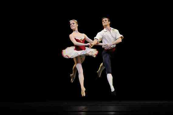 San Francisco Ballet: Tarantella