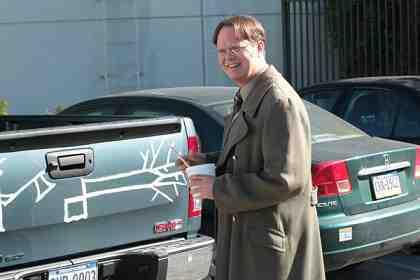 The Office Recap: 'Junior Salesman' and 'Vandalism' (Season 9, Episodes 13 + 14) 1