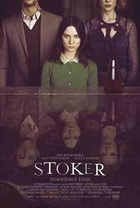 STOKER, US poster art, from left: Matthew Goode, Mia Wasikowska, Nicole Kidman, Chan-wook Park, 2013.