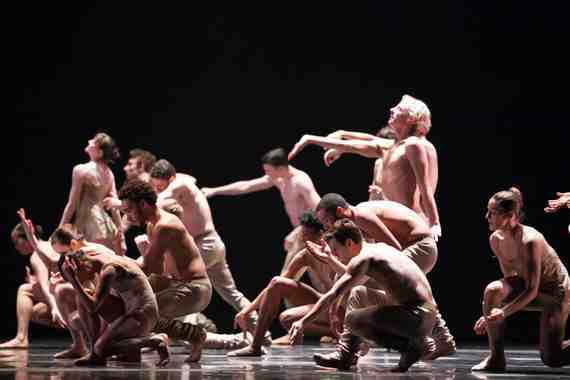 Hubbard Street Dance Chicago and Alonzo King LINES : Azimuth