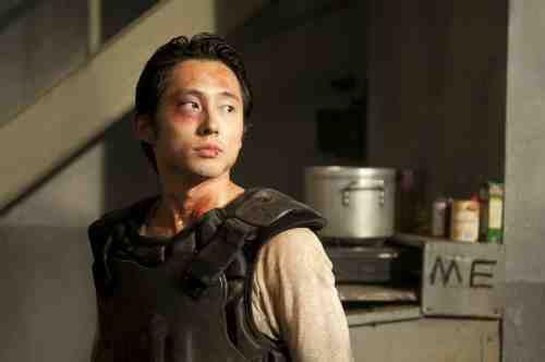 Walking Dead Season 3 Glenn