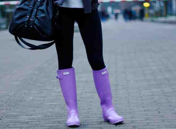 CLR Street Fashion: Hunter Boots