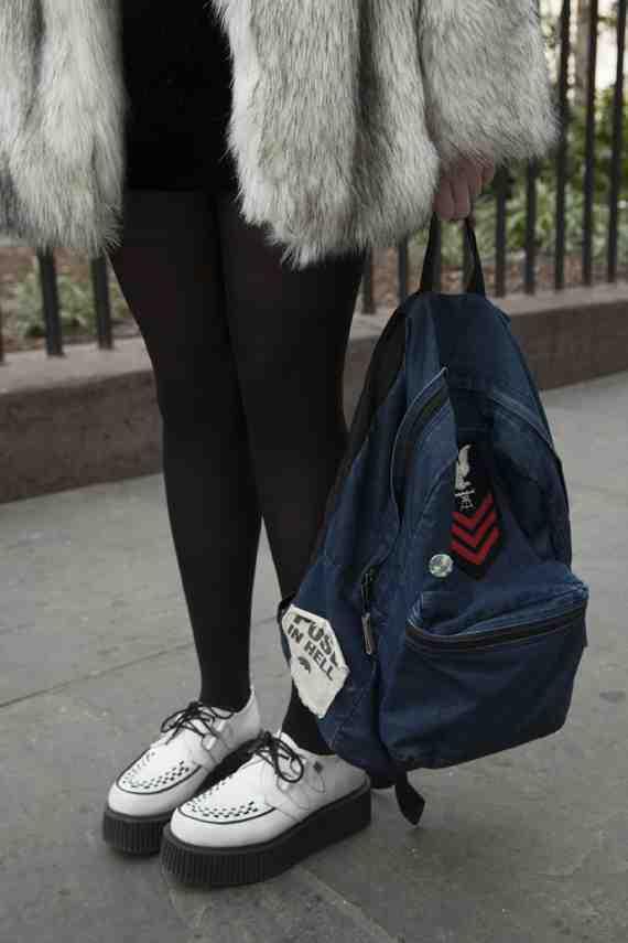CLR Street Fashion: Britta in New York City