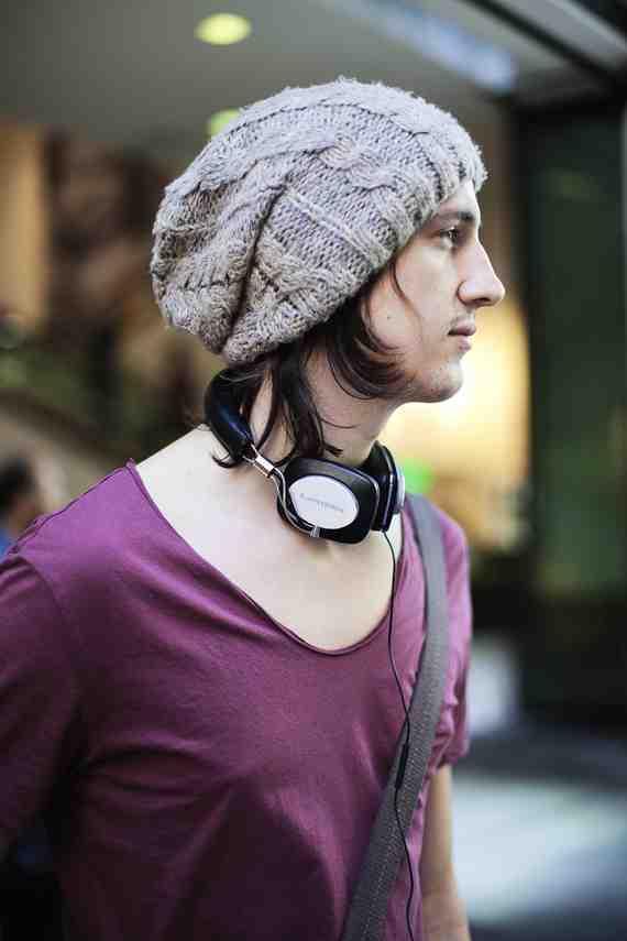 CLR Street Fashion: Robert in Sydney