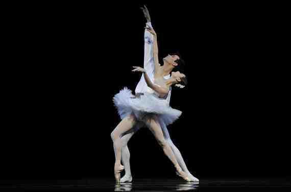 Suite en blanc, San Francisco Ballet