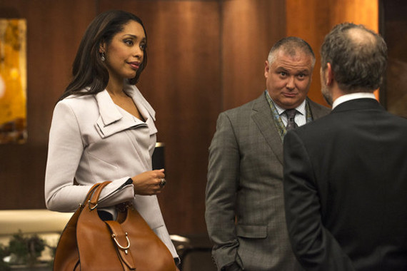 Suits: Normandy, Gina Torres